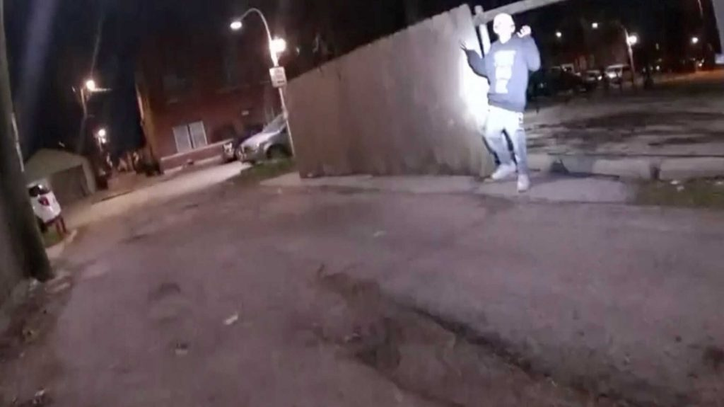 13 years old shot dead by police in Chicago - VG