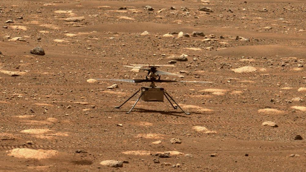 Imagem: NASA/JPL-Caltech/ASU