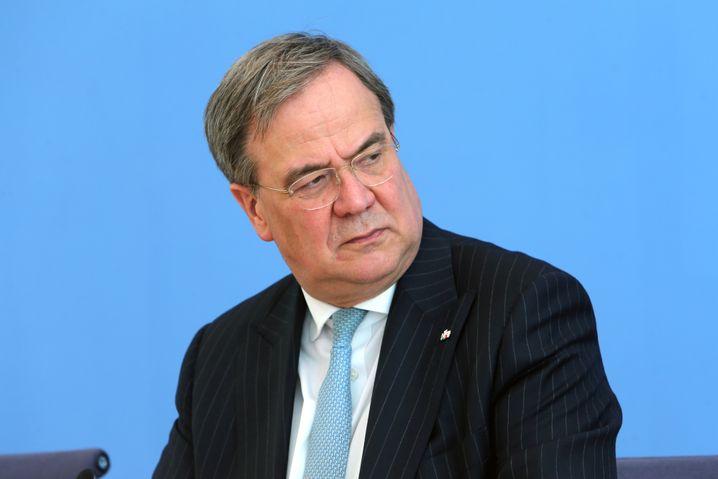 CDU Chief Lacet