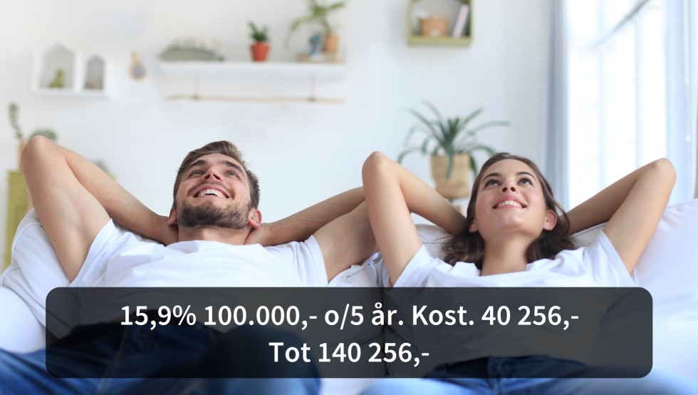 Consumer loans - offers from several banks