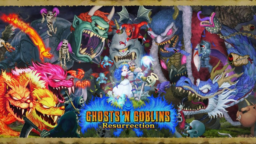 Ghosts' N Goblines Resurrection will be released on Xbox