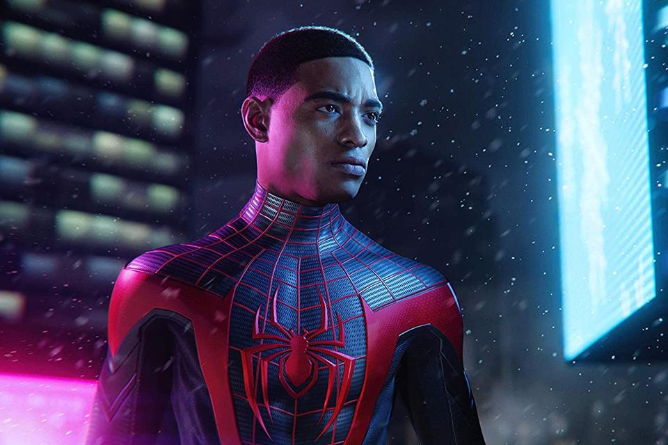 Imagem de: Spider-Man: Miles Morales supera The Last of Us 2 em vendas nos EUA