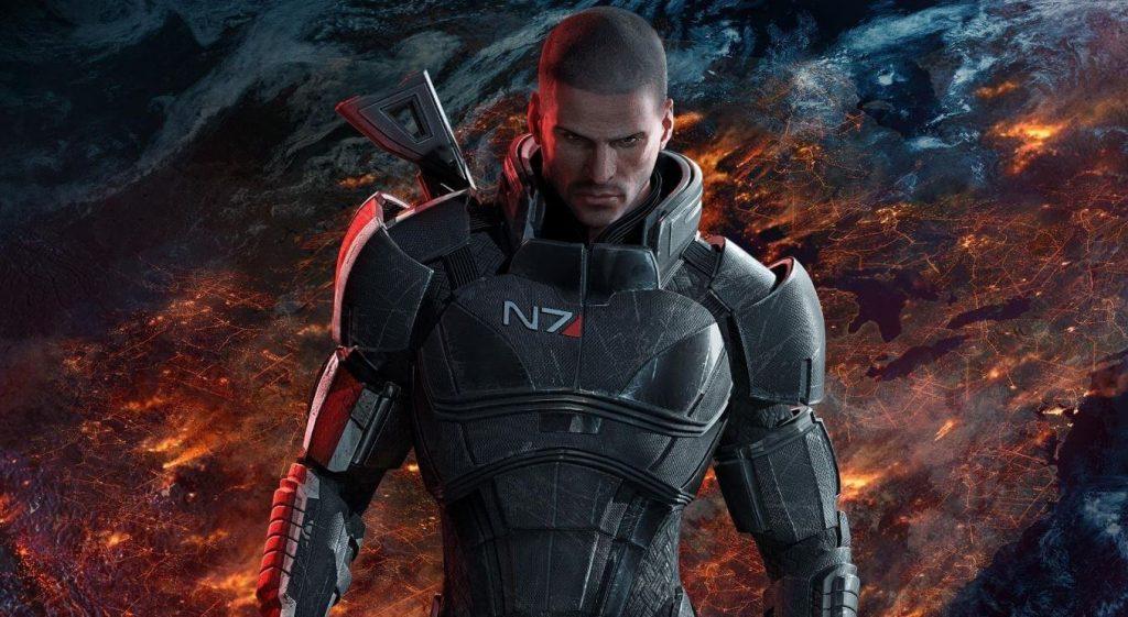 Versão física de Mass Effect Legendary Edition vem com dois discos
