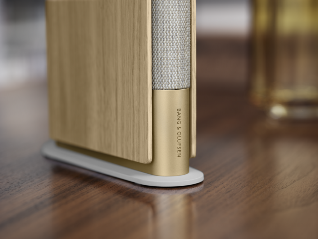 Bang & Olufsen Beosound Emerge introduces