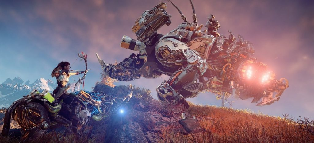 Horizon Zero Dawn: The full version will be released for free at midnight