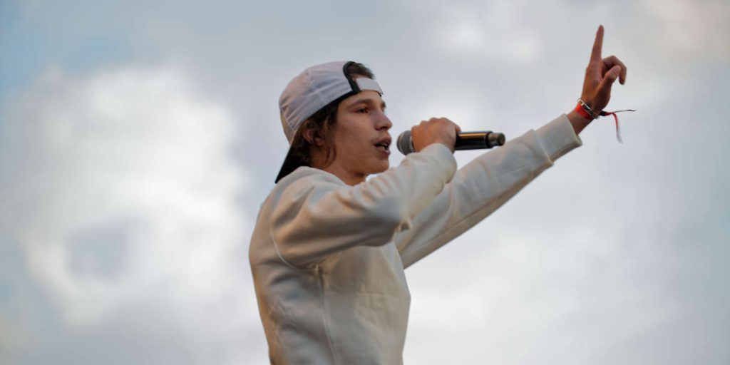 Rapper Moha La Squall was sentenced to six months in prison