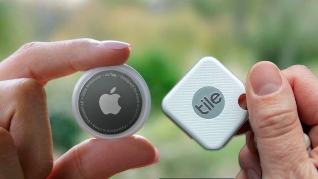 Tiles afraid of AirTag competition accuse Apple of unfair competition