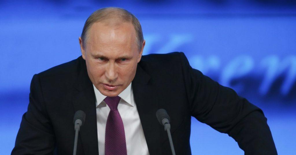 Putin vs. Navalny - The Weakness of Russia