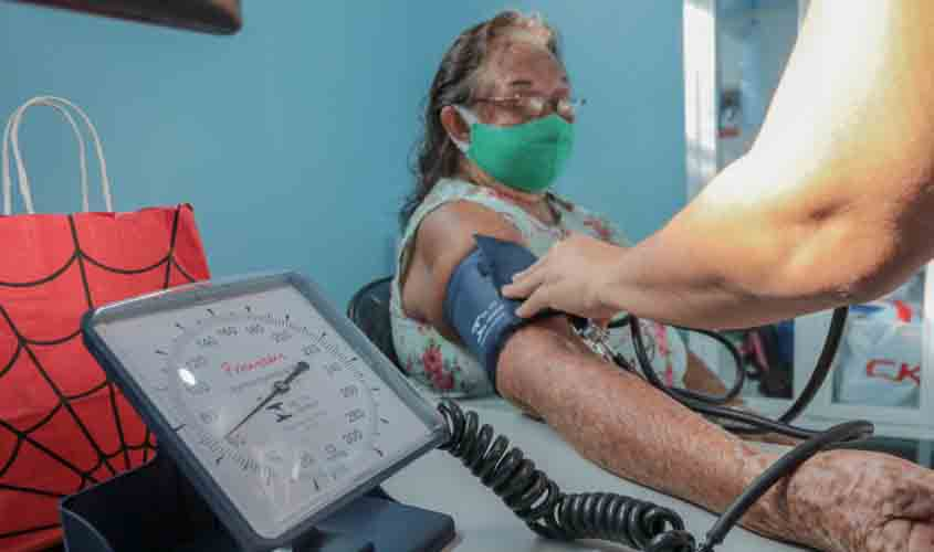 Health units intensify care against high blood pressure |  All rondonia