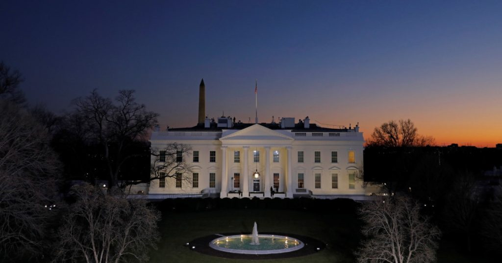 """The White House: - A warning to a """"mysterious health problem"""""""