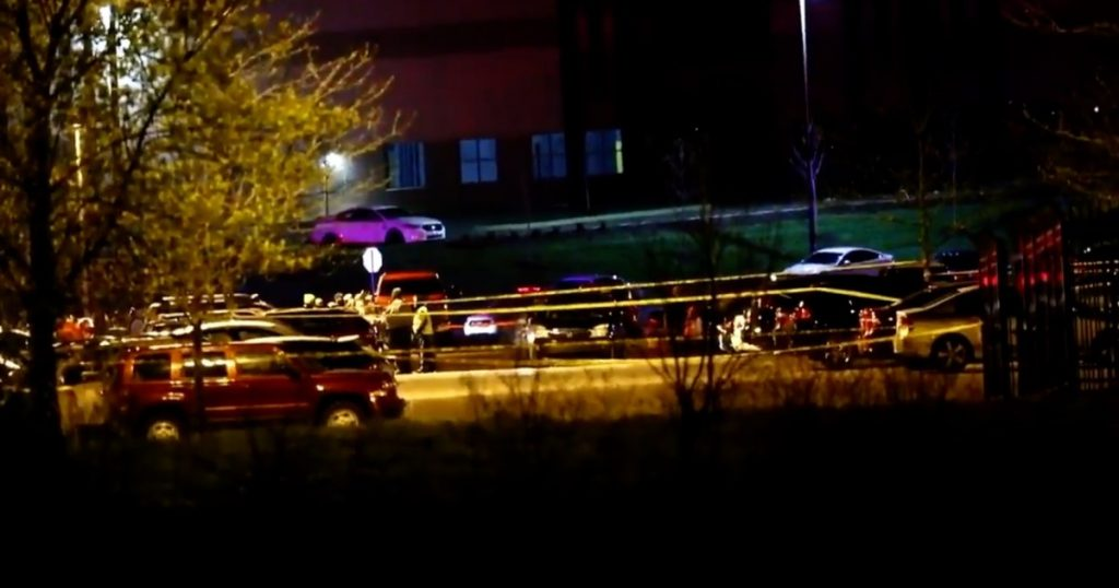 At least eight people were killed after a mass shooting