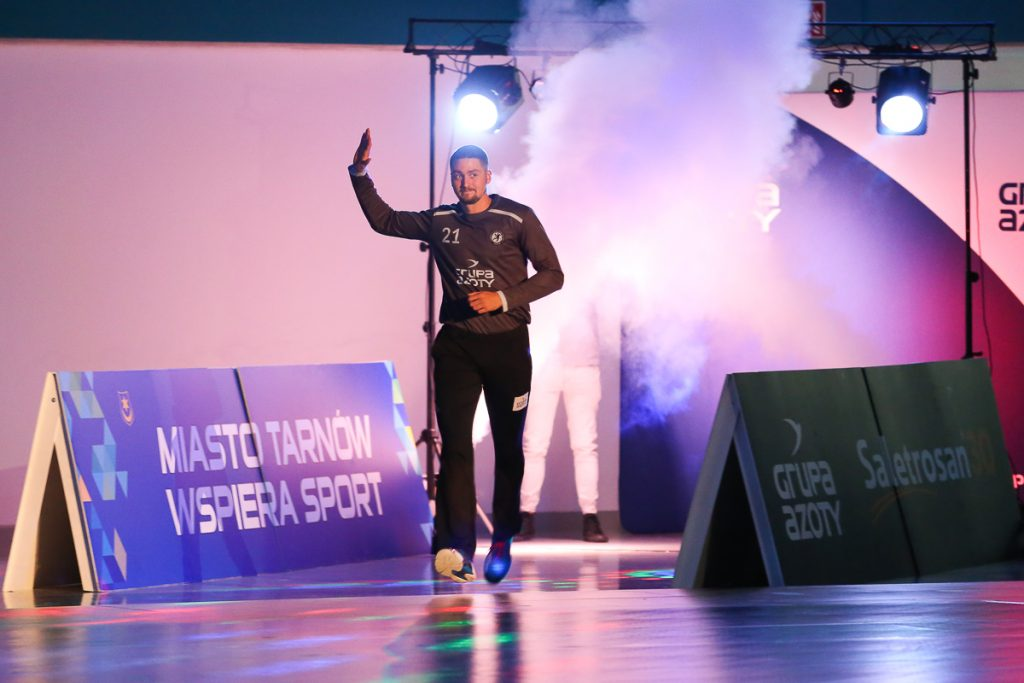 BGNG Superlica.  Patrick Maseki's show in Gdańsk.  The Tornavians reduced the losses to Torres Vibris