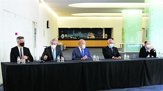 BOLA - SAD needs 38 million euros in capital gains on transfers (FC Porto)