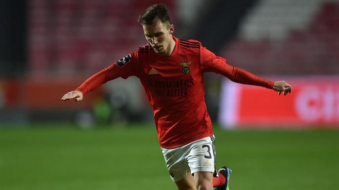 Ball - Grimaldo linked to Atletico Madrid (Benfica)