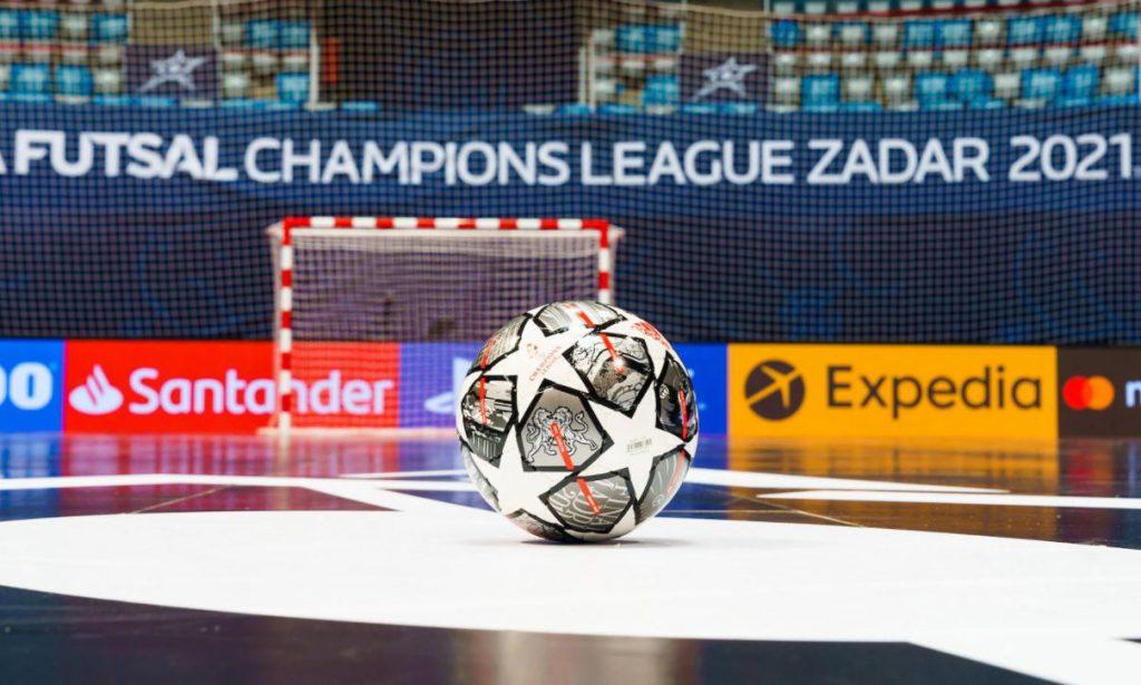 Cairat Almaty Benfica Futsal Champions League