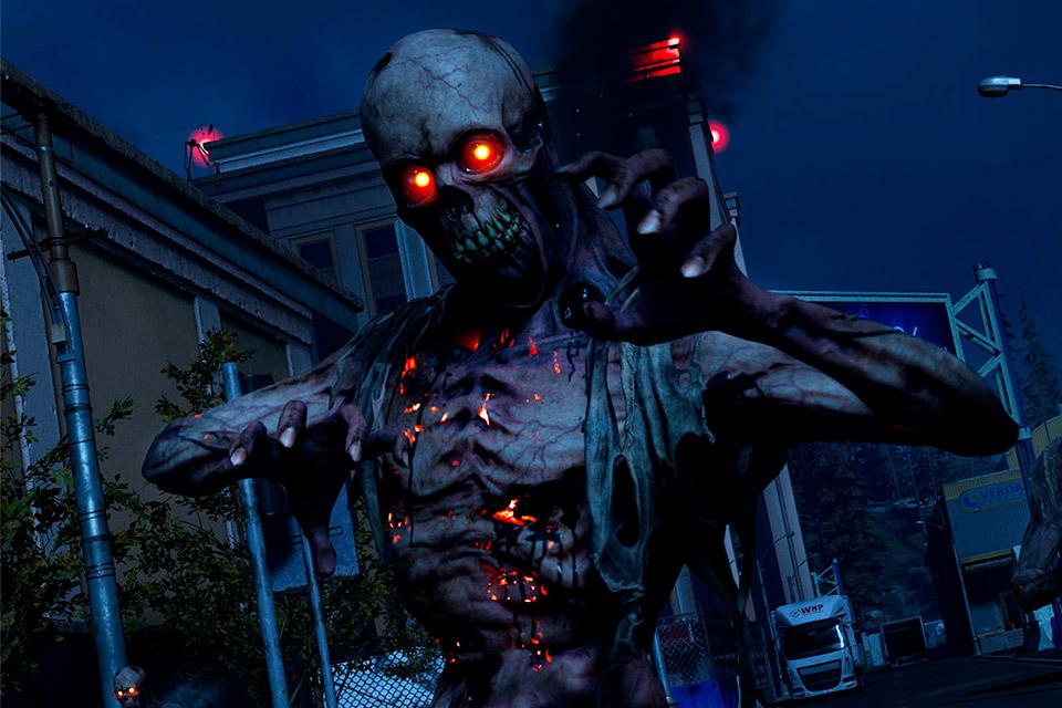Imagem de: Call of Duty Warzone agora transforma jogadores em zumbis