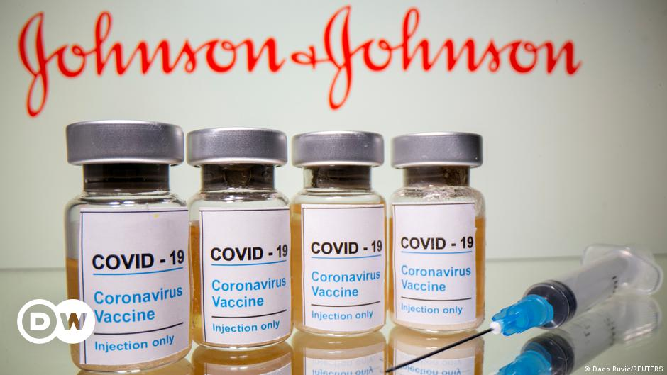 European agency reiterates benefits of Johnson's vaccine |  News from science to improve the quality of life |  DW