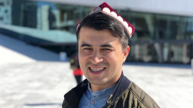 Adljan Abdul Rahim is the secretary of the Norwegian Uyghur Committee.