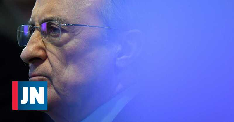 Florentino Perez was surprised by the campaign organized by UEFA