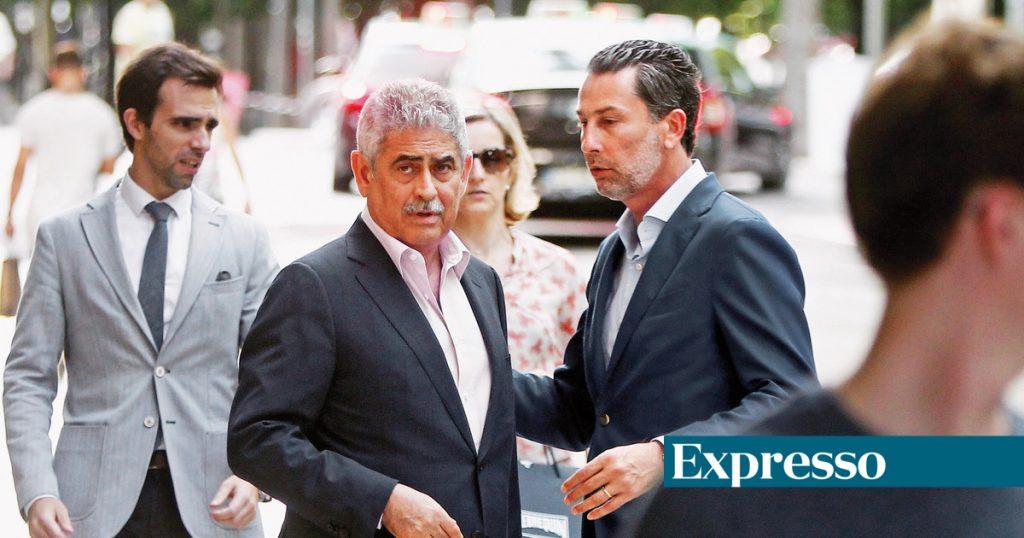 """Gaiuso Ribeiro: The judicial execution of Luis Felipe Vieira would be """"unfavorable"""" for Novo Banco"""