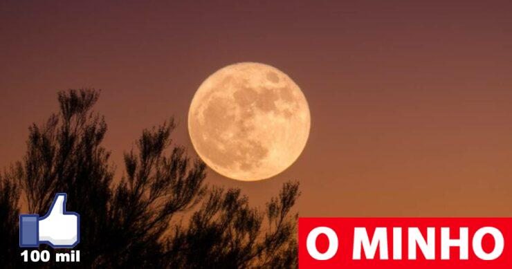 Here comes the first Super Moon of the year