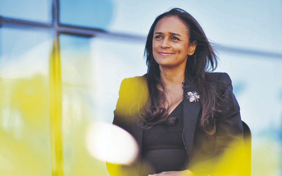 """Isabel dos Santos without """"immediate plans"""" to sell shares in Nos and Galp - O Jornal Económico"""