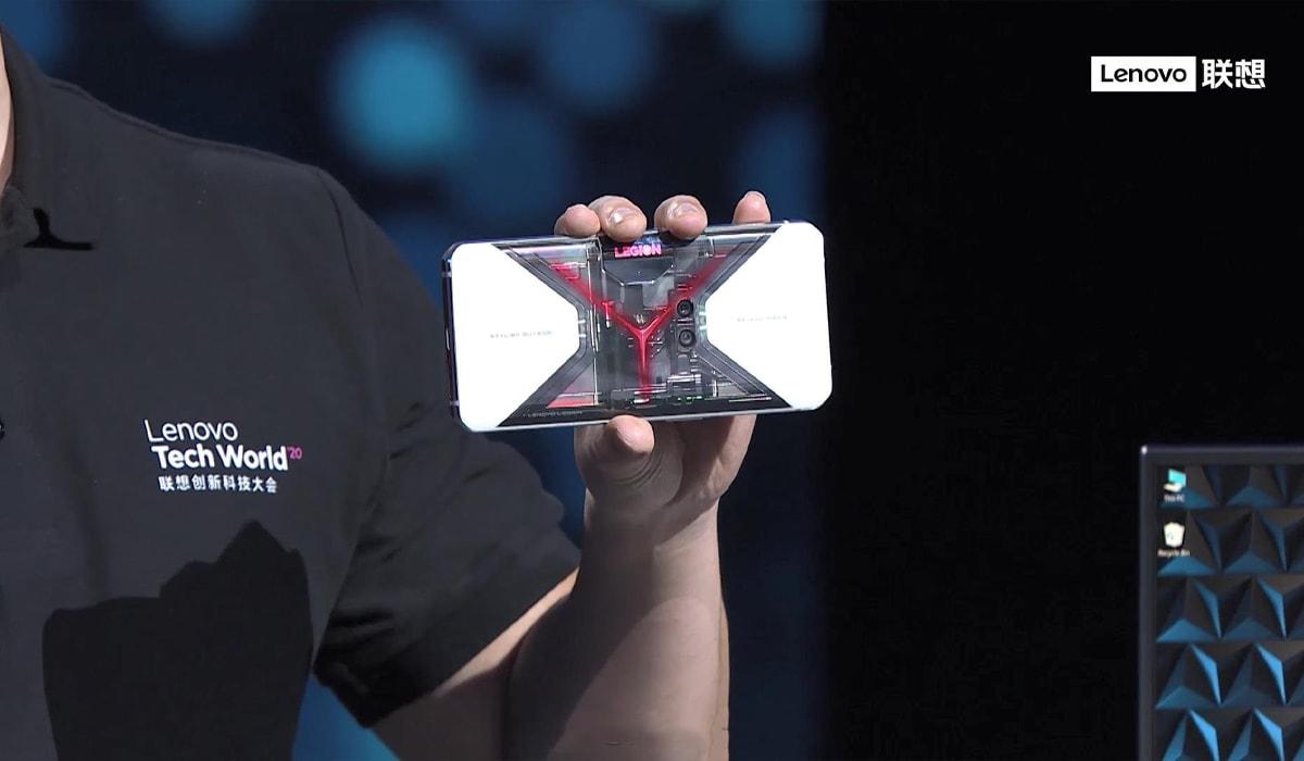 Lenovo Legion Duel Phone 2 Concorrente do Asus ROG Phone 5