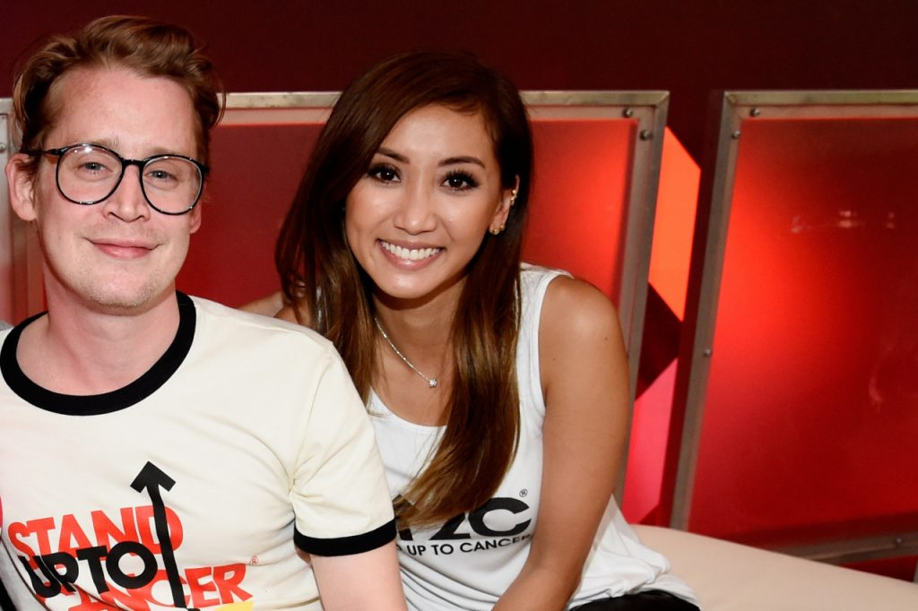 McCauley Kalkin and Brenda Song became parents for the first time!  We know the gender and name of the baby