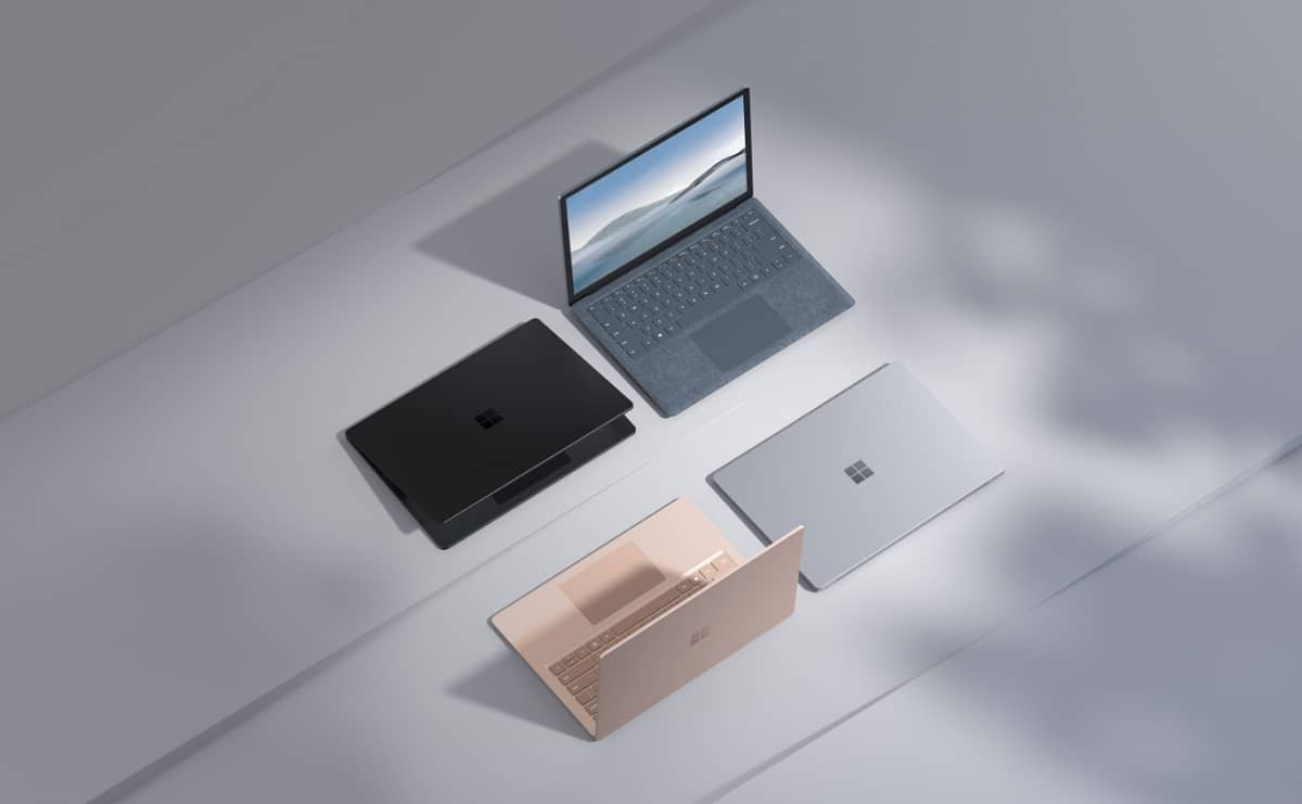 Microsoft Surface Laptop 4 Portugal