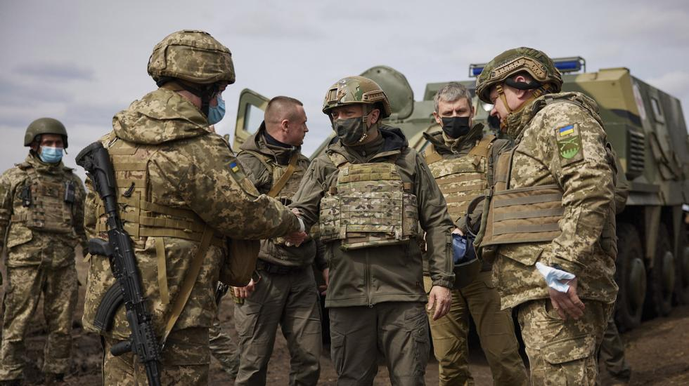 Russia: It will not go to war against Ukraine