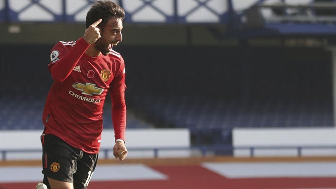 The Ball - Bruno Fernandez and the Thorny Mission to Pick the Best 5 Portuguese (Manchester United)