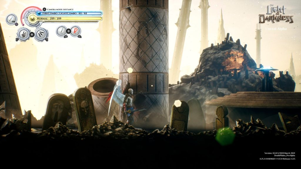 The Light of the Darkness, Brazilian Metroidvania wins the place at the end of NG21