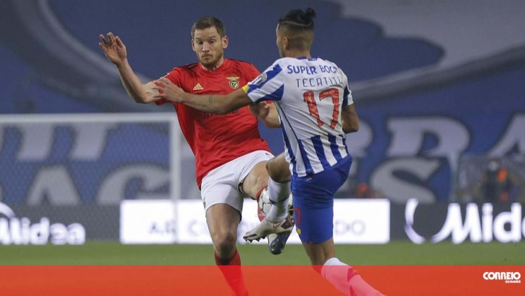 There is actually a history and time for the classic between Benfica and Porto - Football