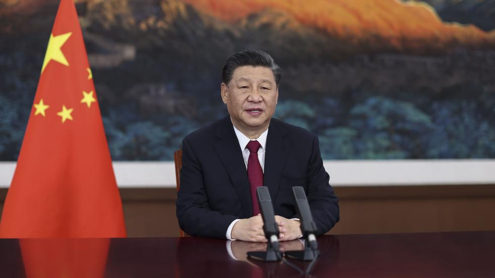 Xi Jinping affirms China's promises on climate