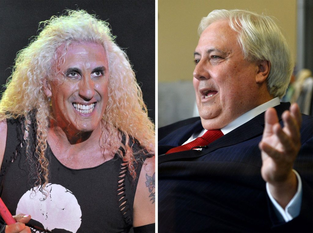 You have to pay millions after using Twisted Sister - VG's song