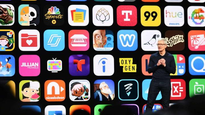 Apple App Store Epic Lucro Loja