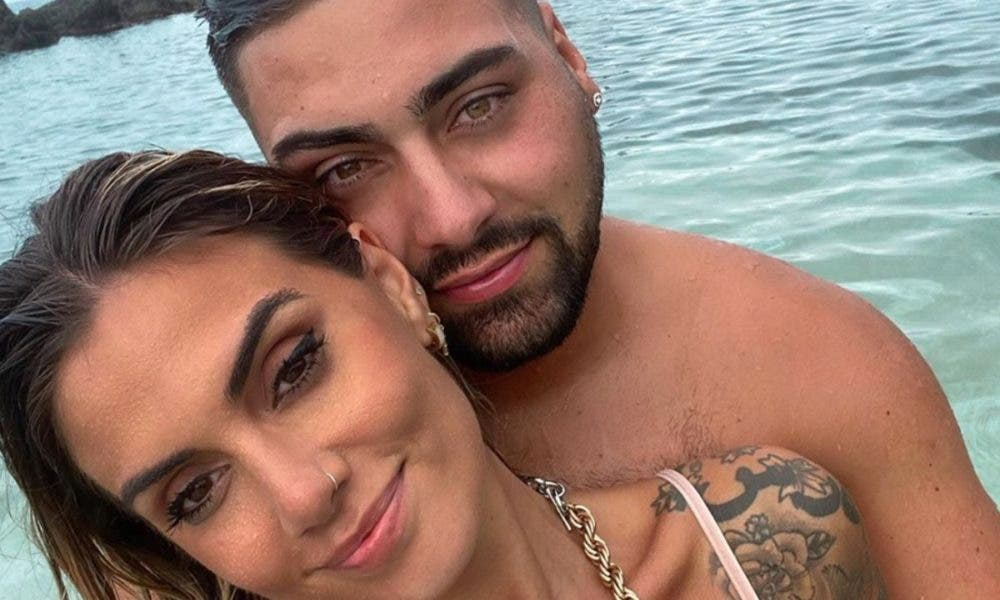 Separated?  Liliana Philippa and Daniel Gregorio are experiencing a relationship crisis?