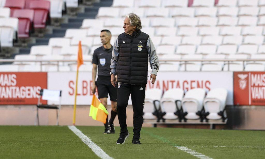 Statements by Benfica Porto Jorge Jesus