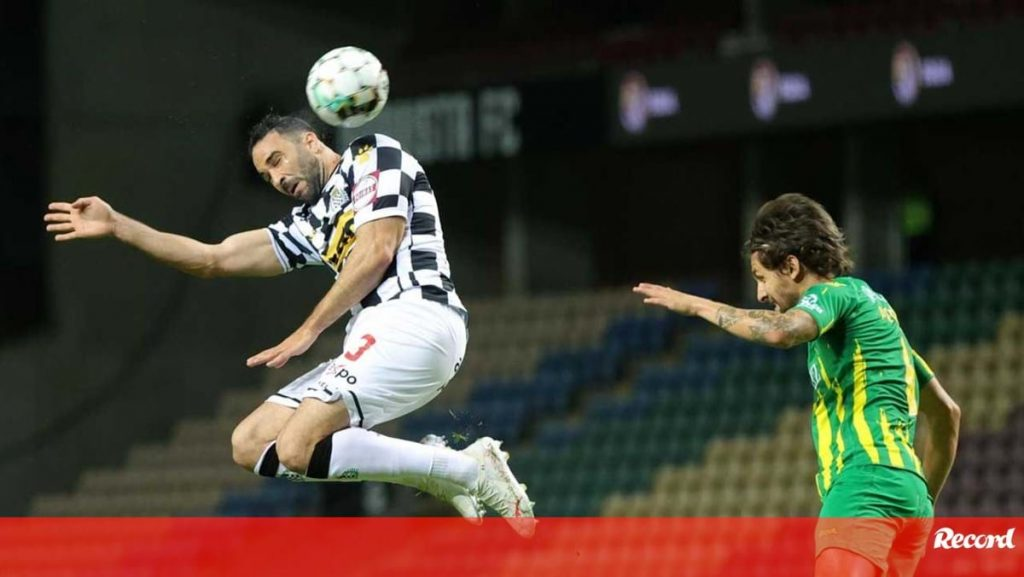 """Ramy targets Sporting: """"I have already won titles and I know it will be a very stressful match for them"""" - Boavista"""