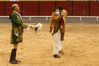 Villa Franca - When bullfighting is an exact science ... :: bull and gold