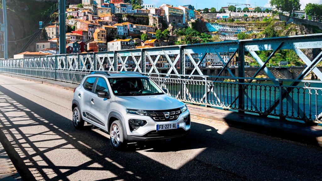 Novo Dacia Spring - O mais barato dos elétricos chega em 3 versões