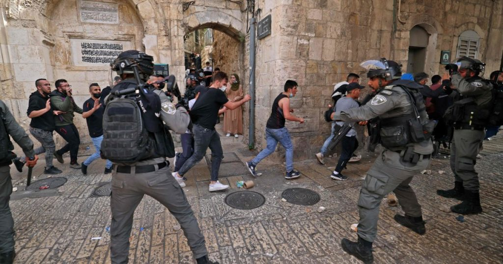Jerusalem: Fighting Al-Aqsa