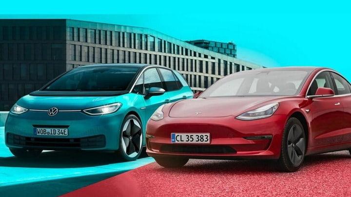 Tesla Volkswagen