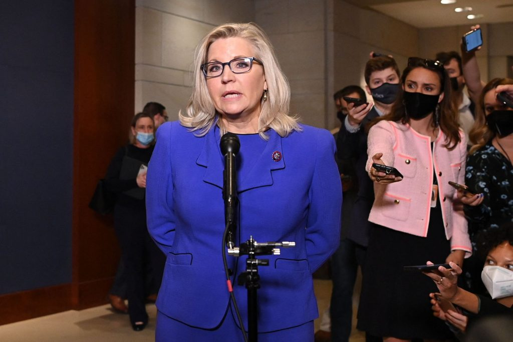 Liz Cheney: - I'll do everything I can to keep Trump out of the Oval Office - VG