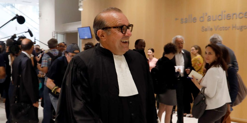Bernard Toby's trial continues without him and his lawyers