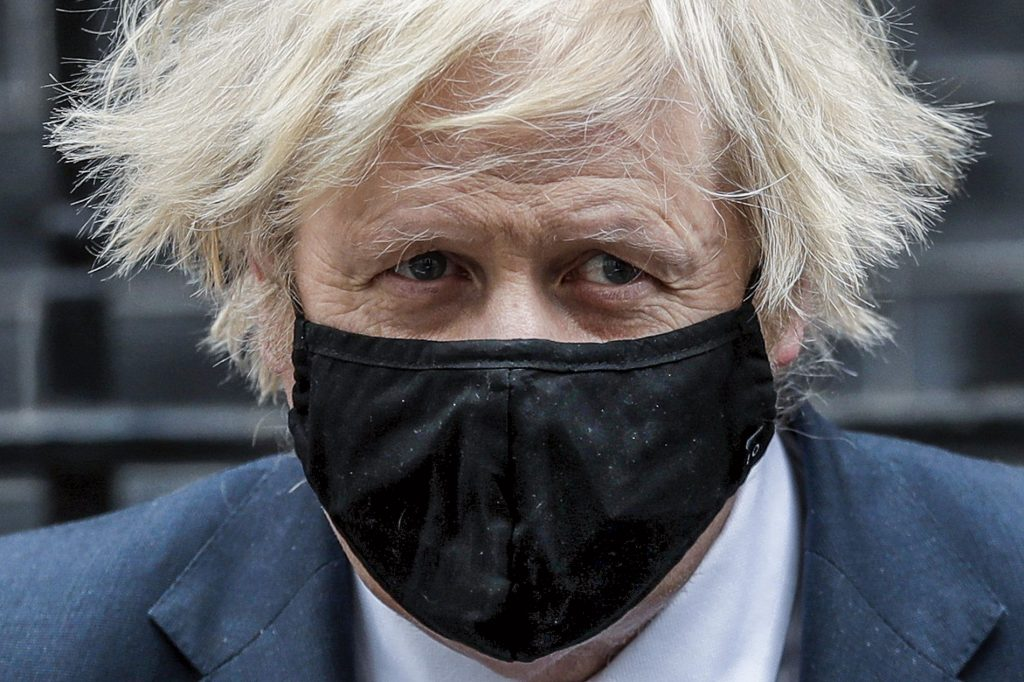 Johnson will be injected with the virus on Live TV - VG