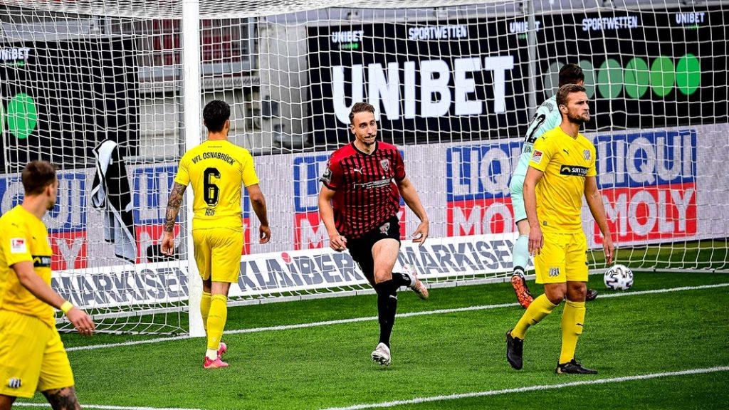 VFL Osnabrook FC at Ingolstadt |  NDR.de - Game