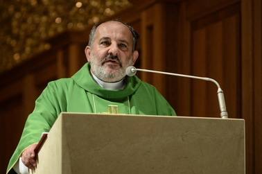 """""""I personally handed the letter to the Cardinal Digivis"""".  Fr.  Izakovich-Soleski about homosexual priests"""