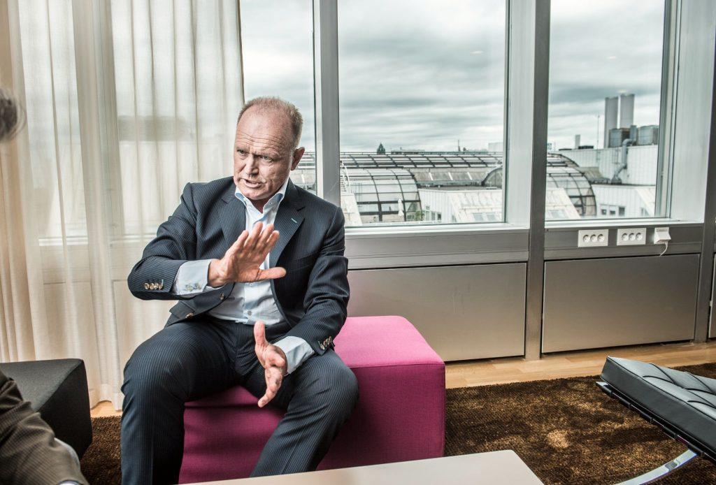 Pandox president Anders Nissen - E24 - died