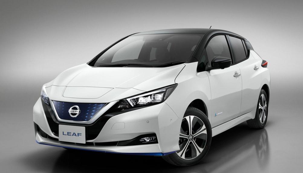 """Quer comprar um Nissan Leaf? Marca e Galp estão a """"oferecer"""" 10 mil euros"""